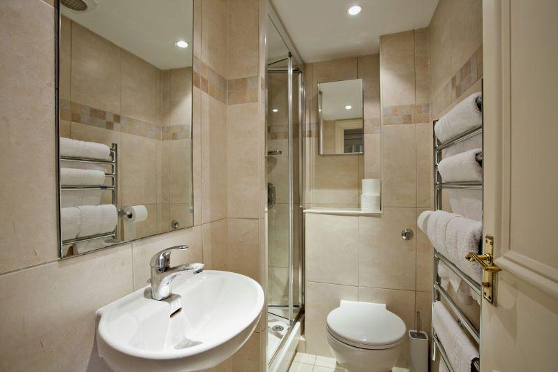 Chiltern Street Premium One Bedroom Apartment - Bathroom