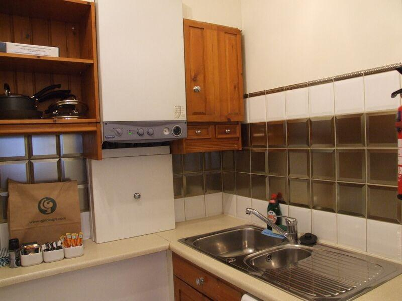 Chiltern Street Standard Deluxe One Bedroom Apartment - Kitchen