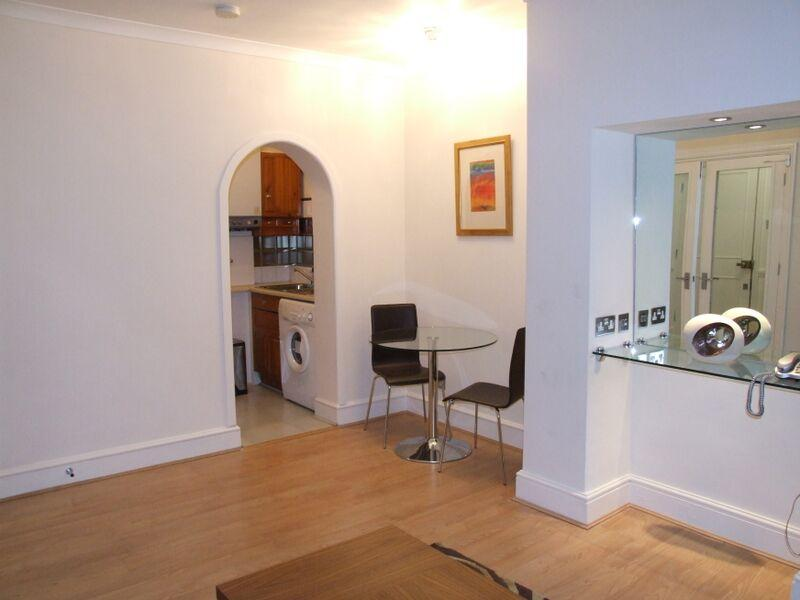 Chiltern Street Standard Deluxe One Bedroom Apartment