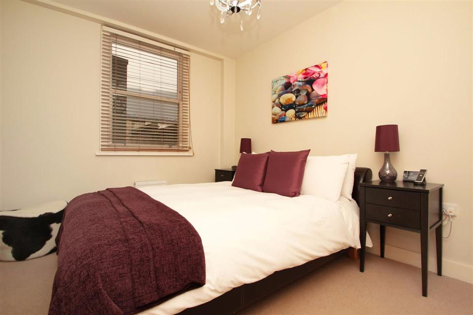 South Molton Street Apartments - Bedroom