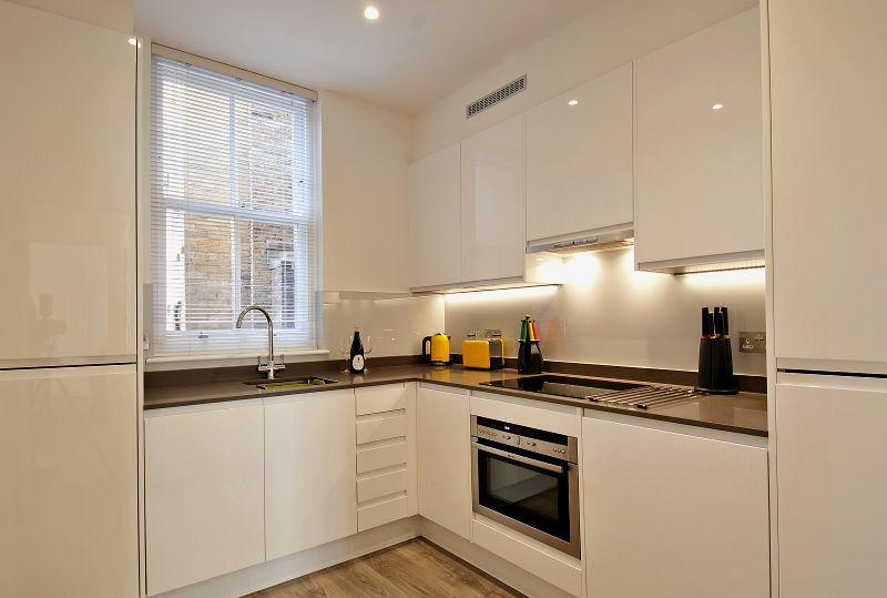 Wigmore Street Studios - Kitchen