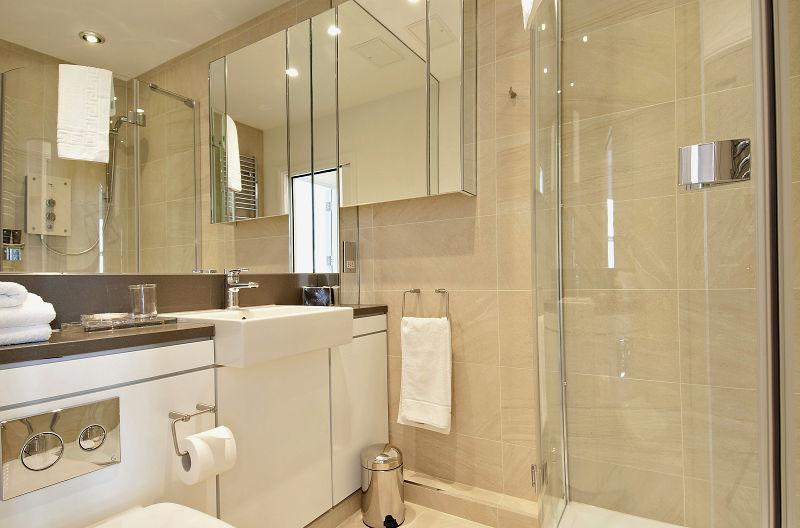 Wigmore Street Studios - Bathroom
