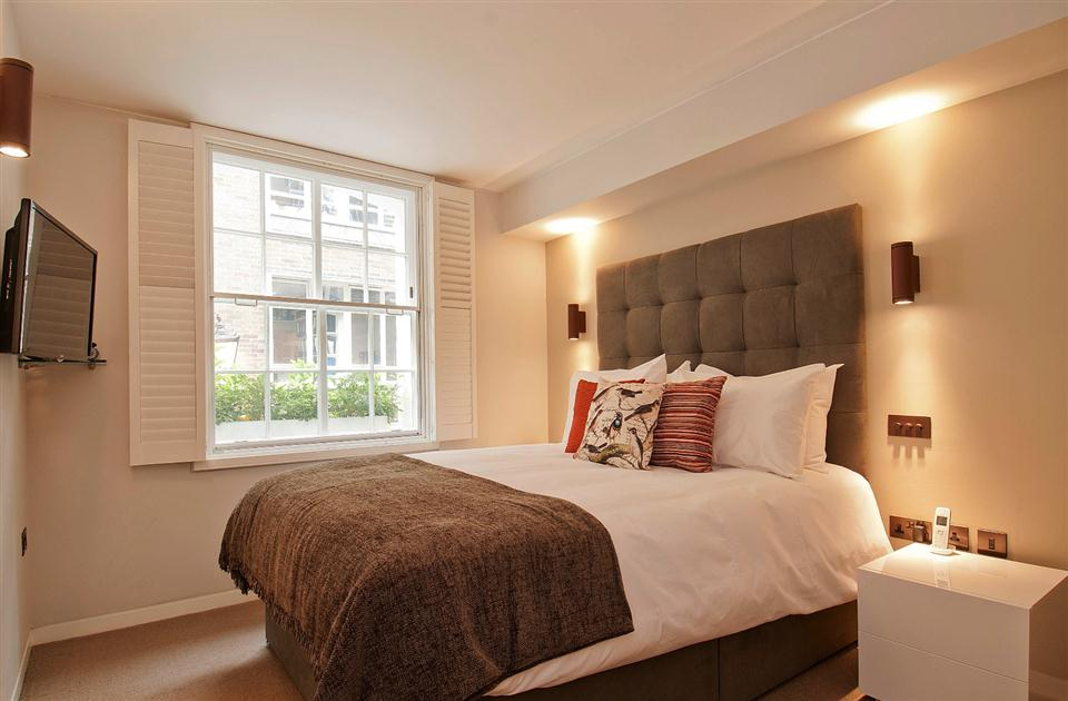 Wigmore Suites - Bedroom