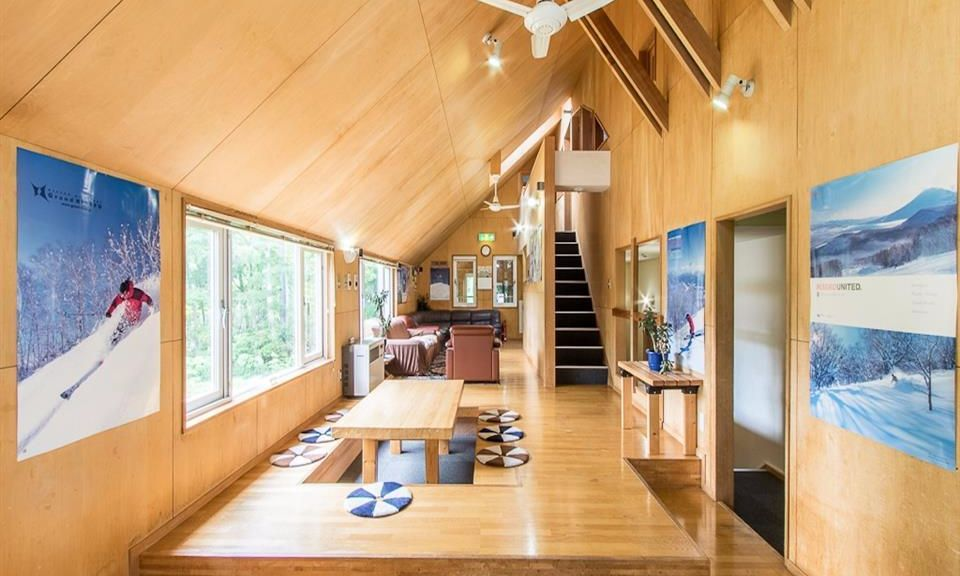Niseko Accommodation Potato Lodge 2