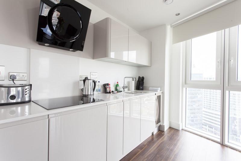 Altitude Point - Kitchen