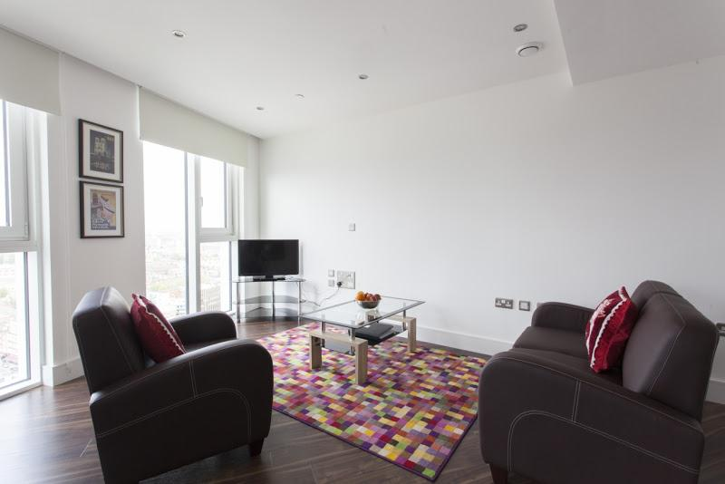 Altitude Point - Living Room