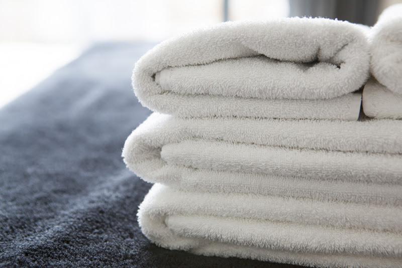 Calico House - Towels provided