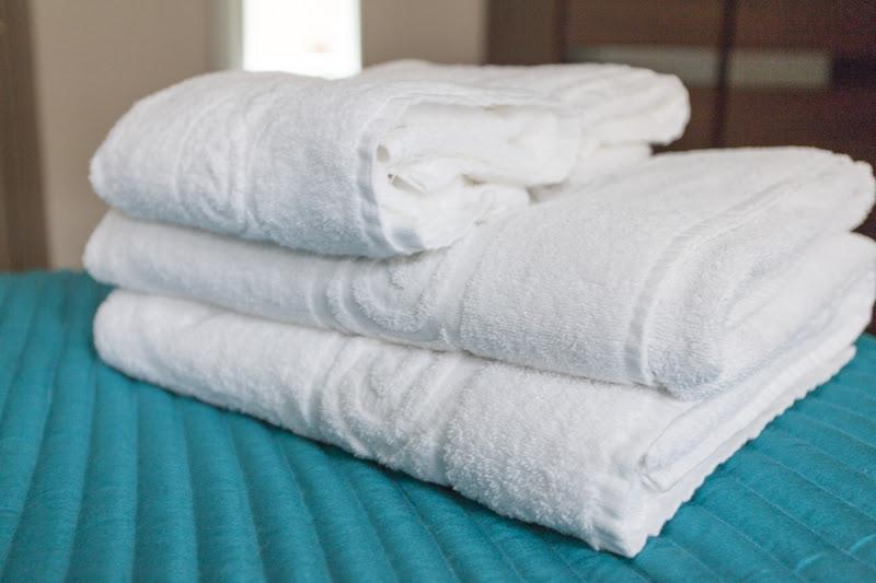 Cleveland Residences - Towels provided