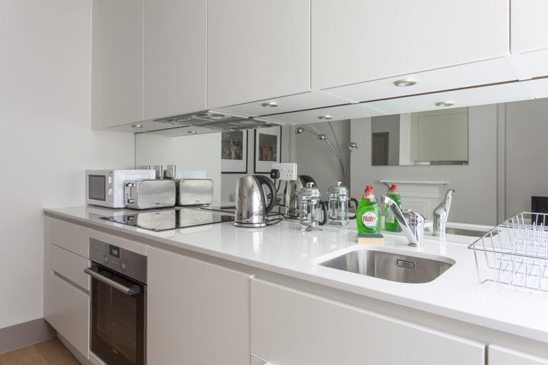 Cleveland Residences - Kitchen