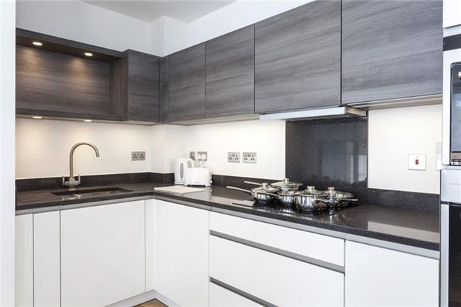 Portobello Square - Kitchen