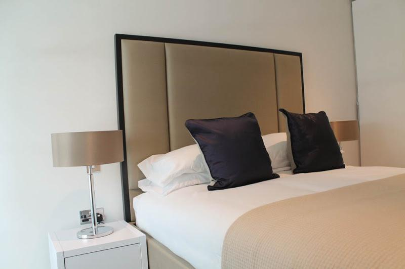 Riverlight Quay - Bedroom