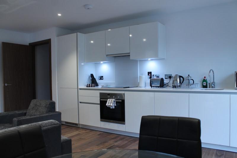 Shoreditch Square - Kitchen