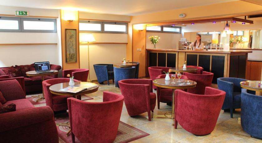 Best western Musuem Athens-Restaurant.jpg