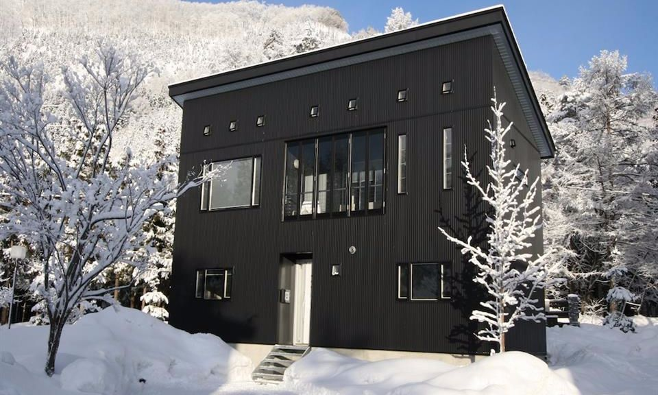 Hakuba Accommodation Powder suites 1