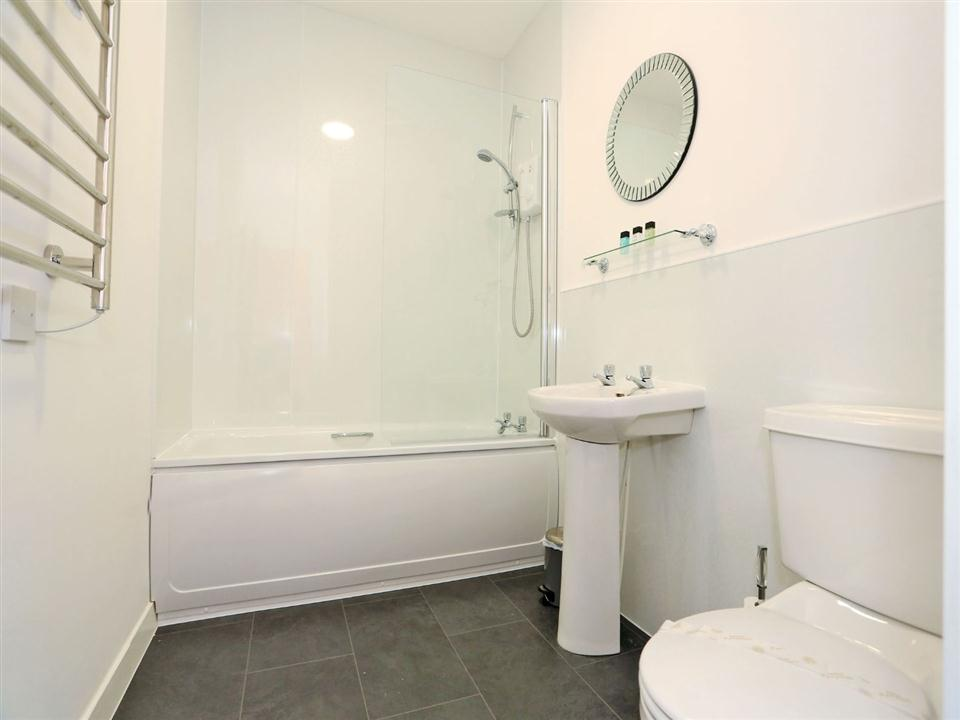 Galleria Apartments - Bathroom