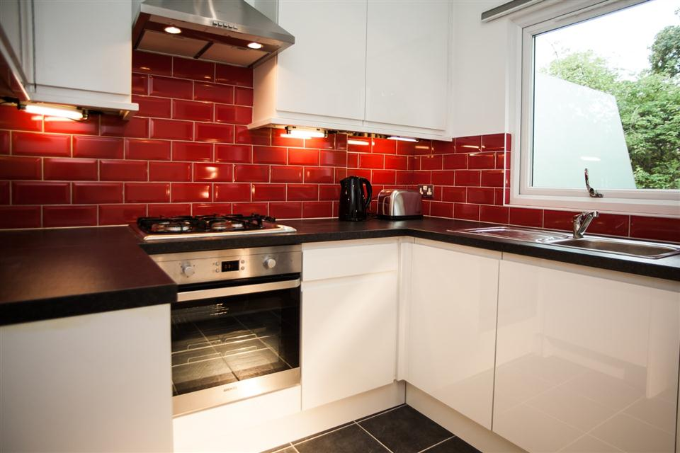 Brook Green Apartments - Kitchen