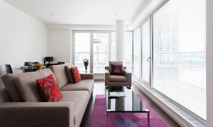 Baltimore Wharf Serviced Apartments