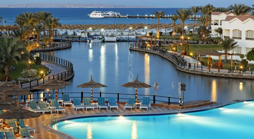 Dana Beach Resort, For Egyptians And Foreign Residents Only