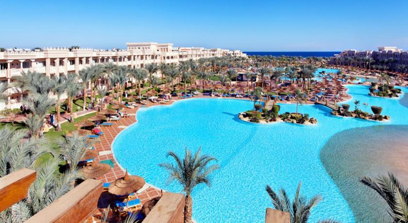 Albatros Palace Resort, For Egyptians And Foreign Residents Only