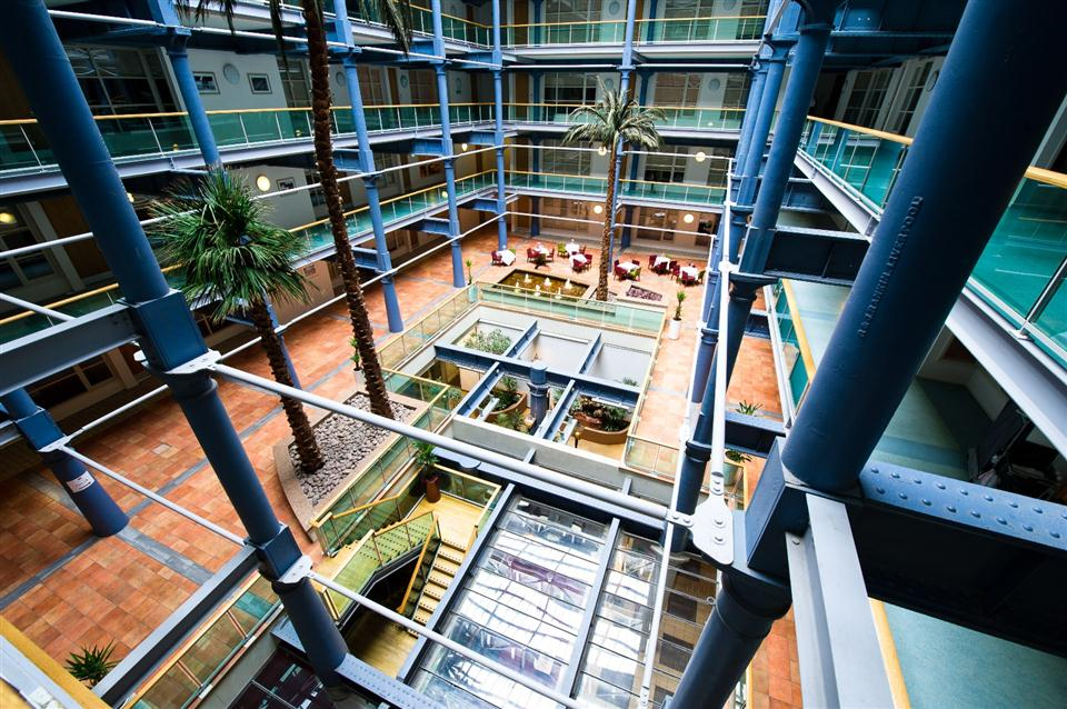 The Place Aparthotel - Main Atrium