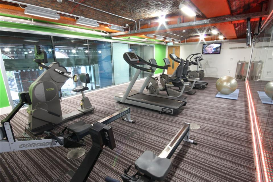 The Place Aparthotel - Gym