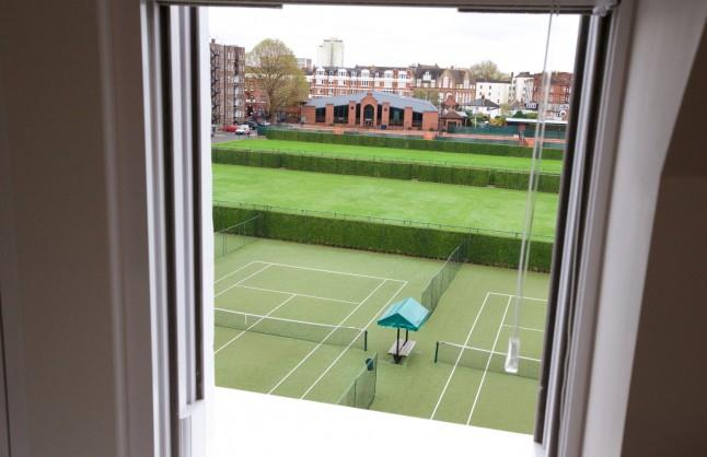 Barons Court Queens Club Apartments - View