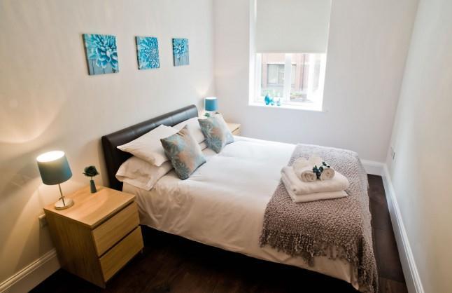 Ealing Apartments - Bedroom