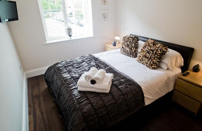 Ealing Apartments - Bedroom