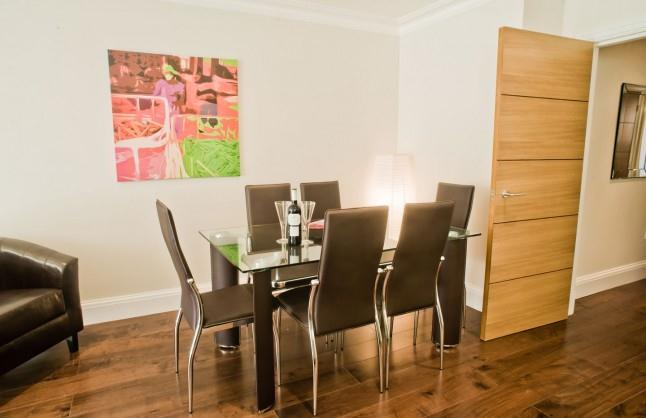 Ealing Apartments - Dining Area