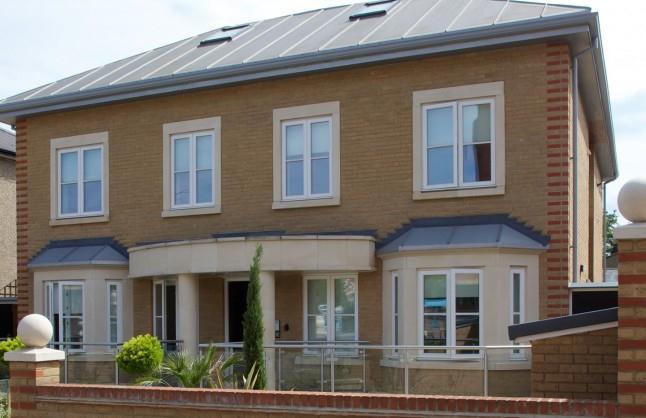 Ealing Apartments - Exterior