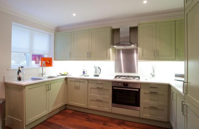 Ealing Apartments - Kitchen