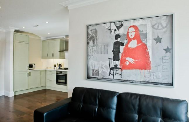 Ealing Apartments - Living Area