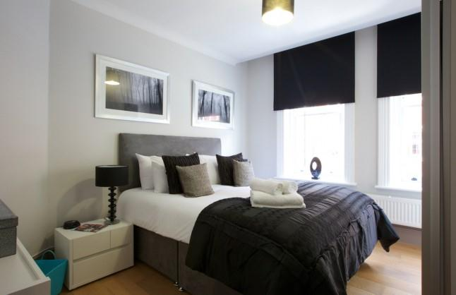 Fitzrovia Apartments - Bedroom