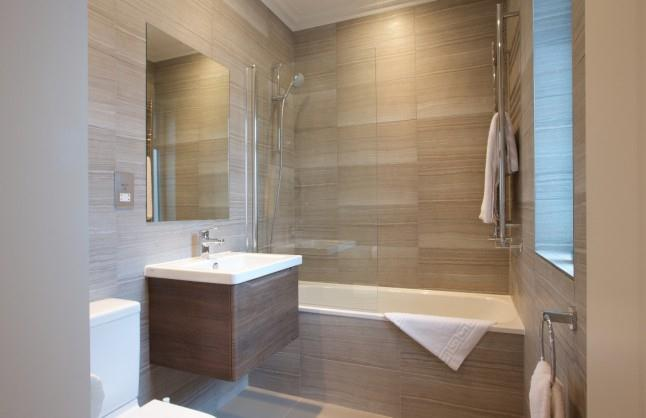 Hammersmith Apartments - Bathroom