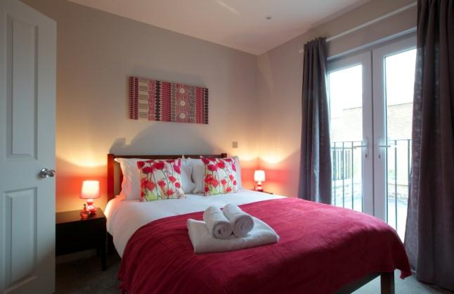 Hammersmith Apartments - Bedroom