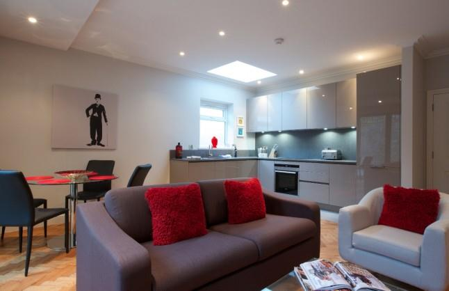 Flying Butler Hammersmith Serviced Apartments