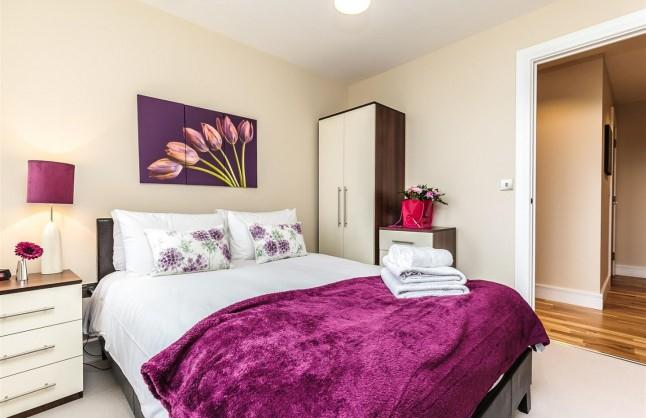 Harrow On The Hill Apartments - Bedroom