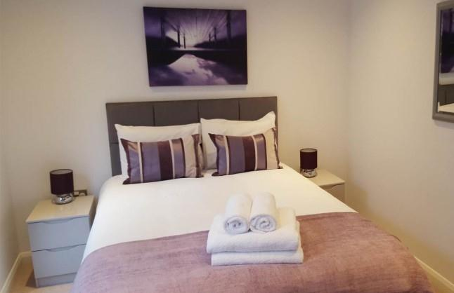 London Bridge Tooley Street Apartments - Bedroom