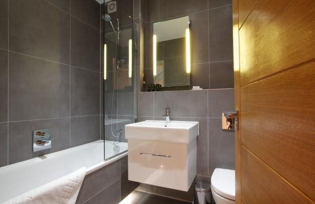 Marylebone Apartments - Bathroom