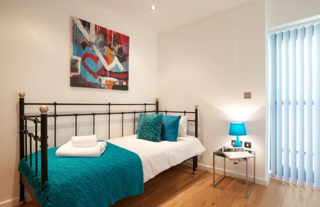 Marylebone Apartments - Bedroom