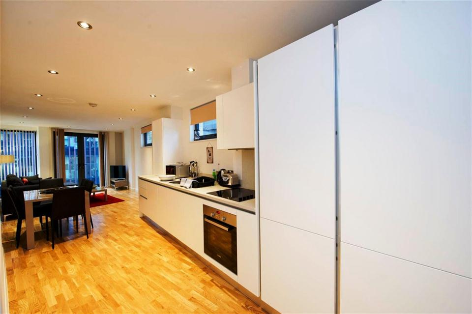 London Bridge Tooley Street Apartments - Kitchen