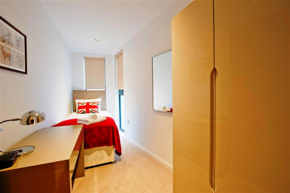 London Bridge Tooley Street Apartments - Single Bedroom