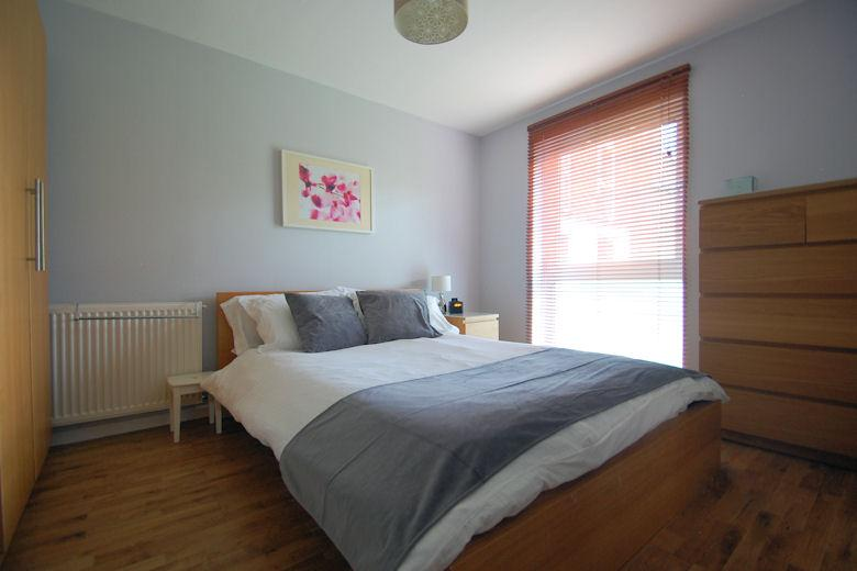 The Chiswick Apartment - Bedroom