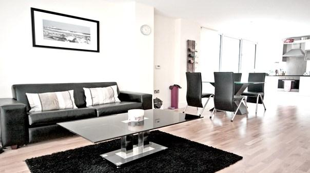 Still Life Canary Wharf Executive Apartments - Living Room