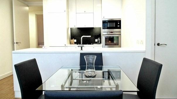 Still Life Chancery Lane - Kitchen and Dining Area