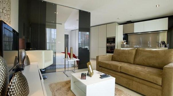Old Street Executive Apartments - Living Area
