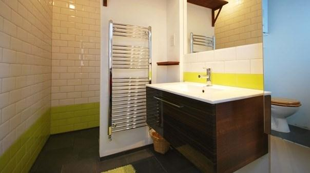 Shoreditch Studio Deluxe Apartment - Bathroom