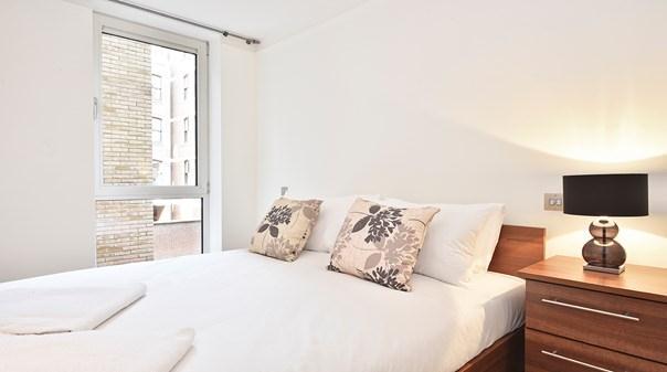 St Pauls Apartments - Bedroom