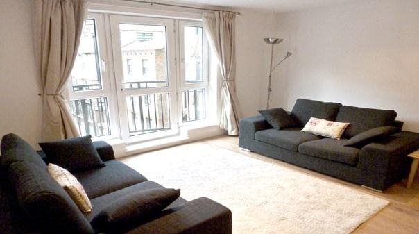 St Pauls Apartments - Living Area