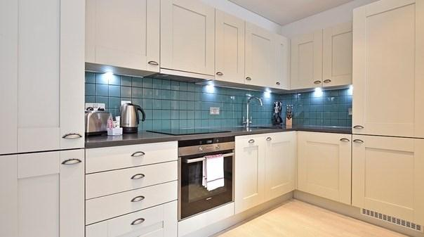 St Pauls Deluxe Apartments - Kitchen